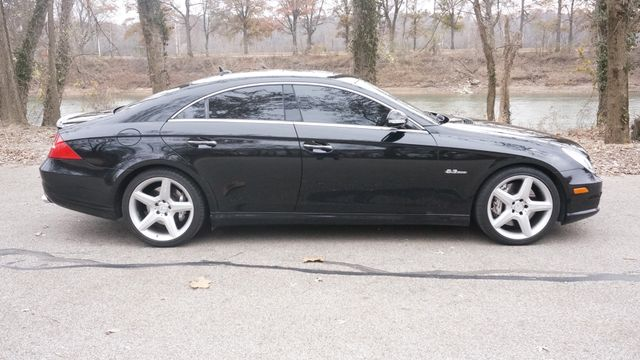 2007 Mercedes-Benz CLS63 6.3L AMG Valley Park, Missouri 7