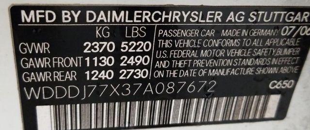 2007 Mercedes-Benz CLS63 6.3L AMG Valley Park, Missouri 5