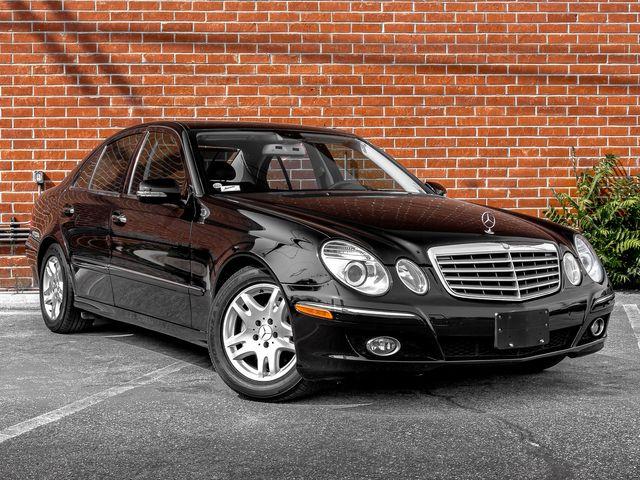 2007 Mercedes-Benz E320 3.0L Burbank, CA 0