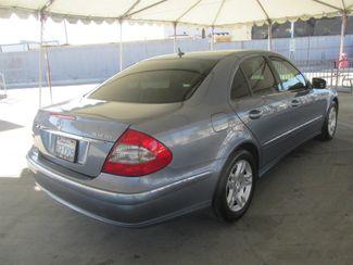 2007 Mercedes-Benz E320 3.0L Gardena, California 2