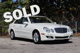 2007 Mercedes-Benz E320 3.0L Hollywood, Florida