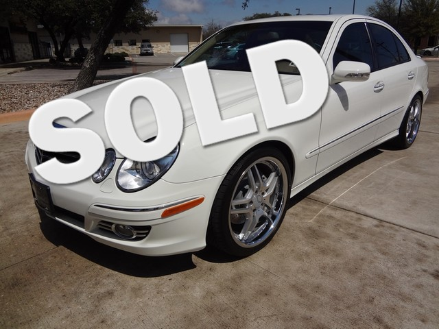 2007 Mercedes-Benz E350 3.5L Austin , Texas 0