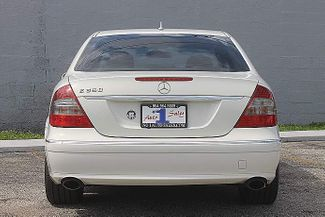 2007 Mercedes-Benz E350 3.5L Hollywood, Florida 6