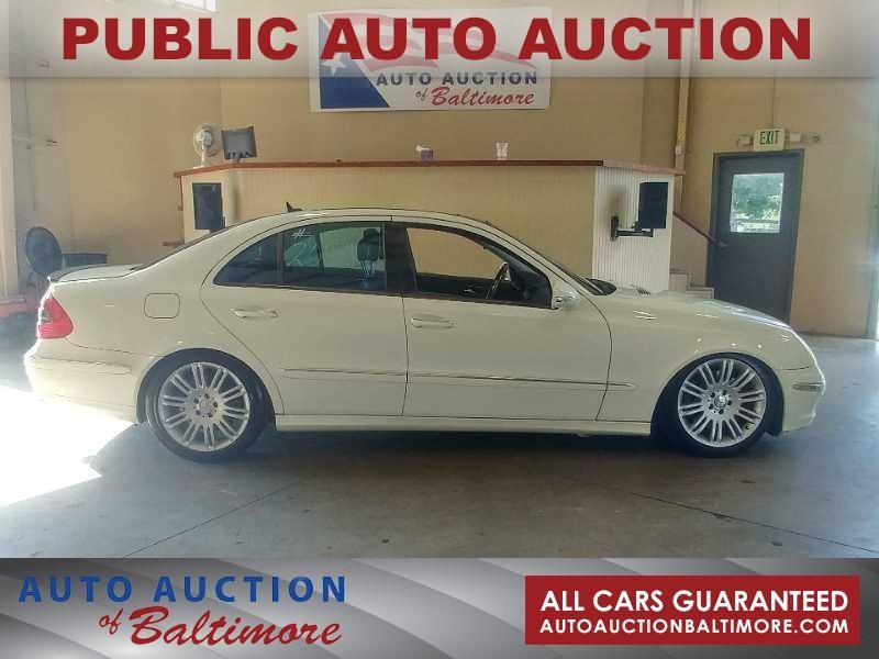 2007 Mercedes Benz E350 3.5L | JOPPA, MD | Auto Auction Of Baltimore