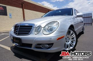 2007 Mercedes-Benz E550 AMG Sport Pkg E Class 550 Sedan Pano Roof P2 Pkg | MESA, AZ | JBA MOTORS in Mesa AZ