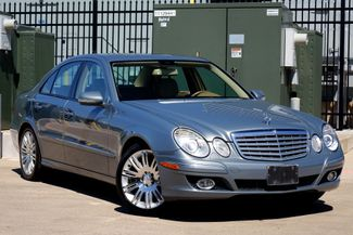 2007 Mercedes-Benz E550 5.5L* Nav* Leather*AWD*  EZ FInancing** | Plano, TX | Carrick's Autos in Plano TX