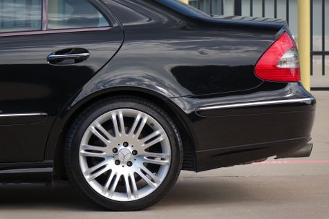 2007 Mercedes-Benz E550 5.5L* Pano Roof* Nav*only 82k mi* EZ Finance** | Plano, TX | Carrick's Autos in Plano, TX