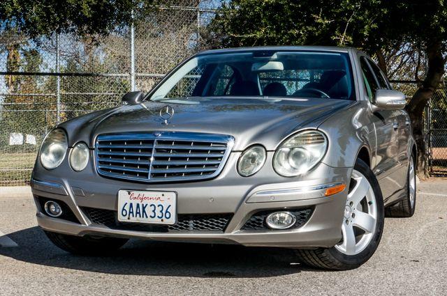 2007 Mercedes-Benz E550 5.5L Reseda, CA 2