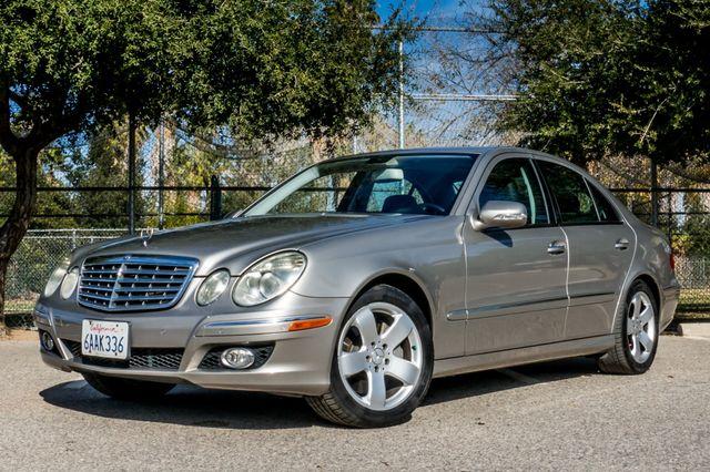 2007 Mercedes-Benz E550 5.5L Reseda, CA 1