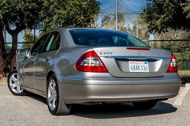 2007 Mercedes-Benz E550 5.5L Reseda, CA 8