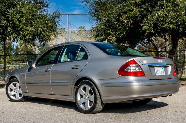2007 Mercedes-Benz E550 5.5L Reseda, CA 7