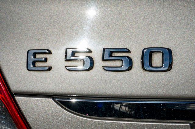 2007 Mercedes-Benz E550 5.5L Reseda, CA 48