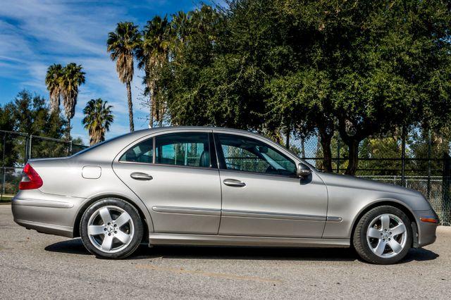 2007 Mercedes-Benz E550 5.5L Reseda, CA 6