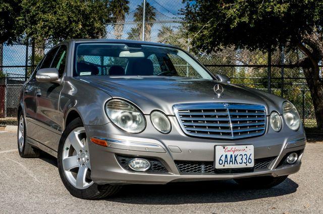 2007 Mercedes-Benz E550 5.5L Reseda, CA 3