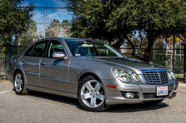 2007 Mercedes-Benz E550 5.5L Reseda, CA 4