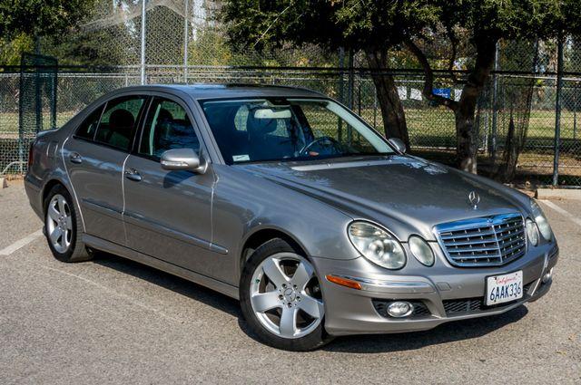 2007 Mercedes-Benz E550 5.5L Reseda, CA 47