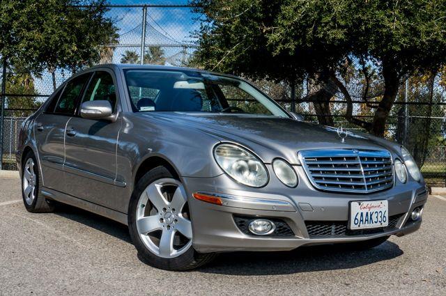 2007 Mercedes-Benz E550 5.5L Reseda, CA 46