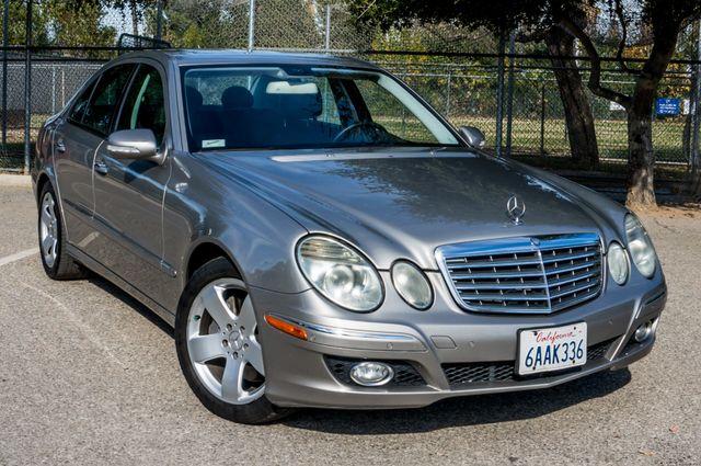 2007 Mercedes-Benz E550 5.5L Reseda, CA 45