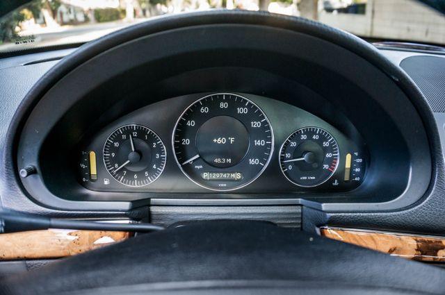 2007 Mercedes-Benz E550 5.5L Reseda, CA 18