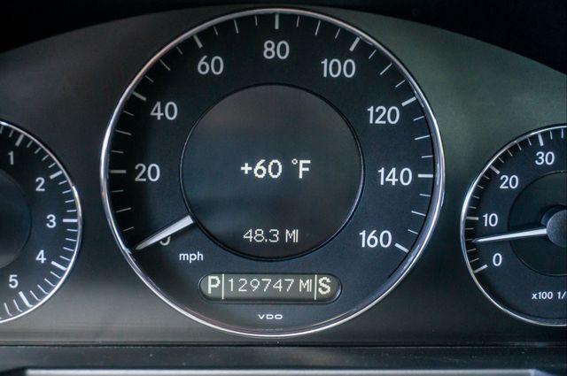 2007 Mercedes-Benz E550 5.5L Reseda, CA 19
