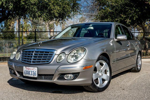 2007 Mercedes-Benz E550 5.5L Reseda, CA 43