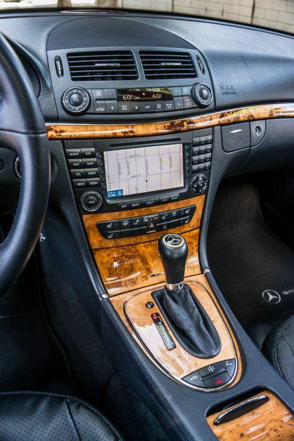 2007 Mercedes-Benz E550 5.5L Reseda, CA 26