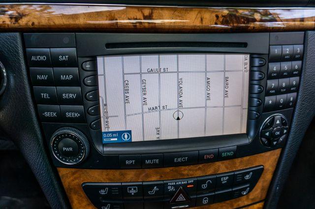 2007 Mercedes-Benz E550 5.5L Reseda, CA 28