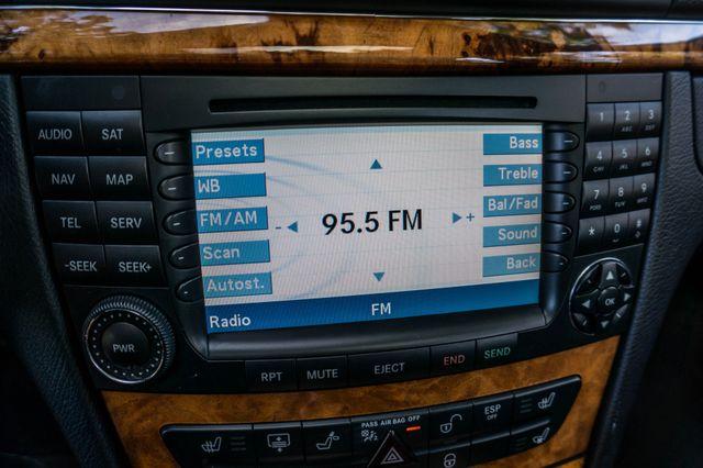2007 Mercedes-Benz E550 5.5L Reseda, CA 29