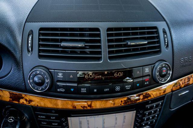 2007 Mercedes-Benz E550 5.5L Reseda, CA 27