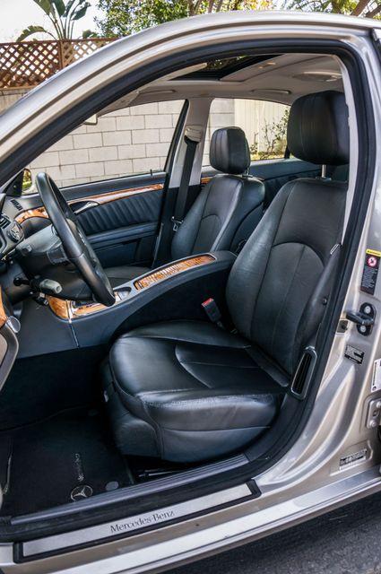 2007 Mercedes-Benz E550 5.5L Reseda, CA 32