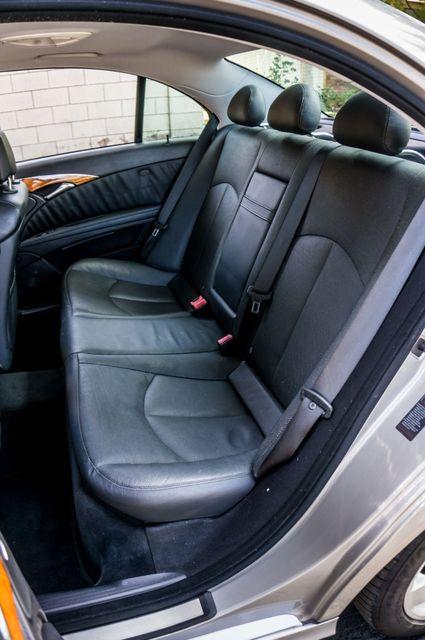 2007 Mercedes-Benz E550 5.5L Reseda, CA 33