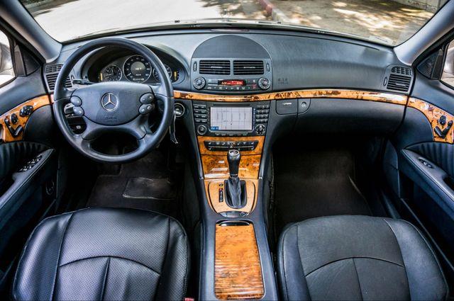 2007 Mercedes-Benz E550 5.5L Reseda, CA 20