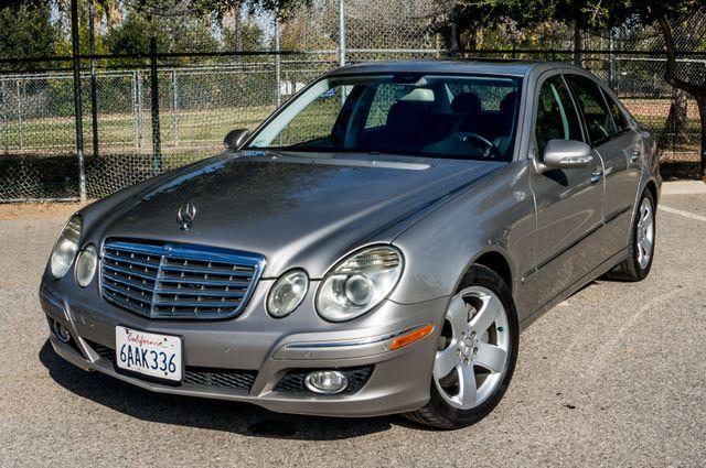 2007 Mercedes-Benz E550 5.5L Reseda, CA 44