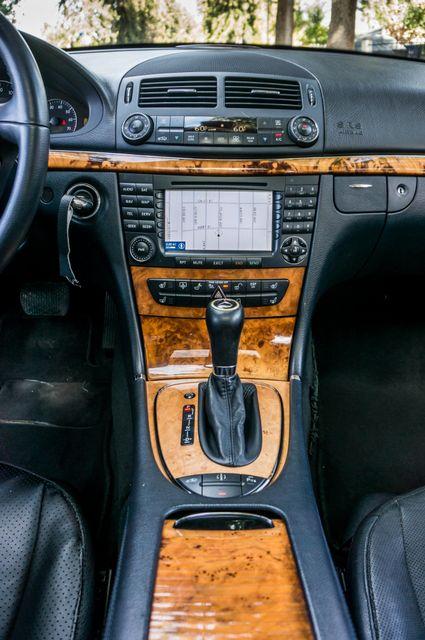 2007 Mercedes-Benz E550 5.5L Reseda, CA 25