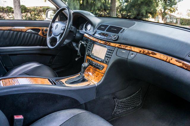 2007 Mercedes-Benz E550 5.5L Reseda, CA 36