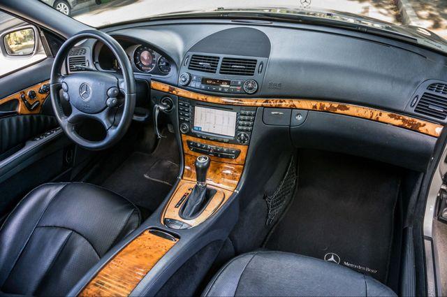 2007 Mercedes-Benz E550 5.5L Reseda, CA 37