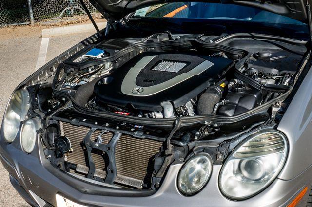 2007 Mercedes-Benz E550 5.5L Reseda, CA 39