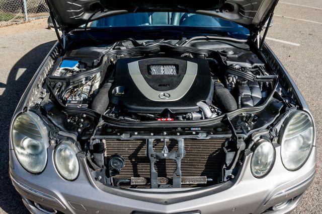 2007 Mercedes-Benz E550 5.5L Reseda, CA 40