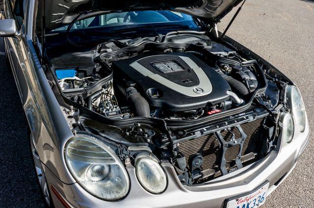 2007 Mercedes-Benz E550 5.5L Reseda, CA 41