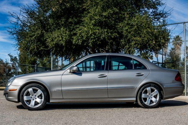 2007 Mercedes-Benz E550 5.5L Reseda, CA 5