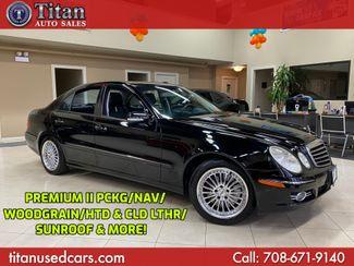2007 Mercedes-Benz E550 5.5L in Worth, IL 60482