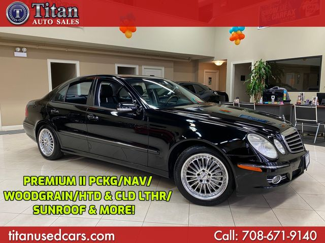 2007 Mercedes-Benz E550 5.5L in Worth, IL 60482