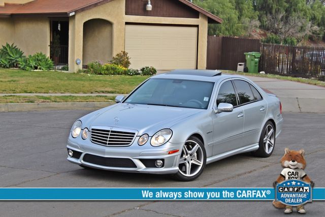 2007 Mercedes-Benz E63 6.3L AMG ONLY 84K ORIGINAL MLS NAVIGATION
