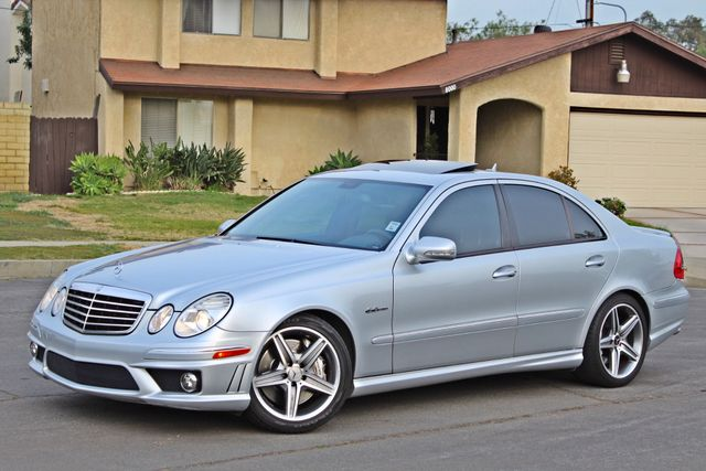 2007 Mercedes-Benz E63 6.3L AMG ONLY 84K ORIGINAL MLS NAVIGATION in Woodland Hills CA, 91367