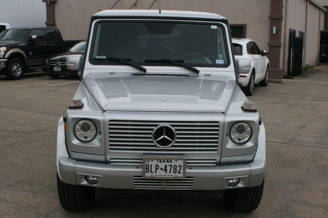 2007 Mercedes-Benz G500 5.0L Houston, Texas 0