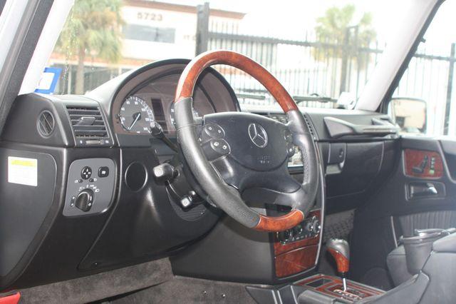 2007 Mercedes-Benz G500 5.0L Houston, Texas 8