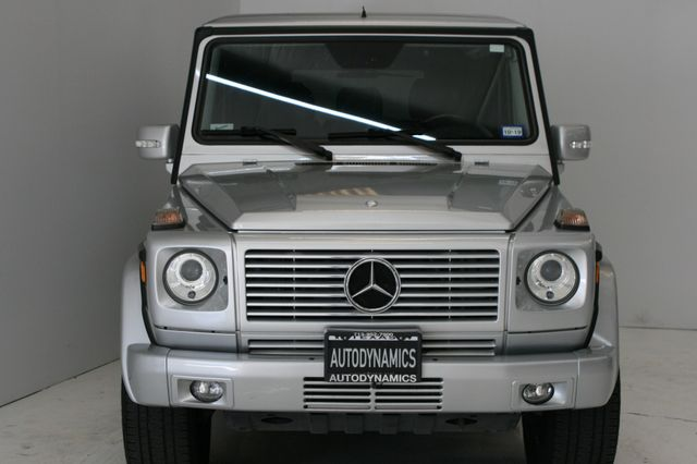 2007 Mercedes-Benz G500 5.0L Houston, Texas 1