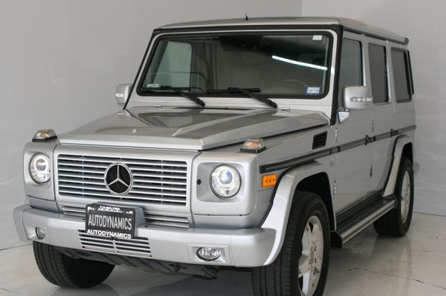 2007 Mercedes-Benz G500 5.0L Houston, Texas 2