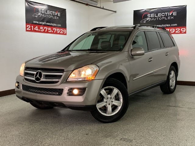 2007 Mercedes-Benz GL450 GL450, LEATHER SEATS, HEATED FRONT SEATS in Carrollton, TX 75006