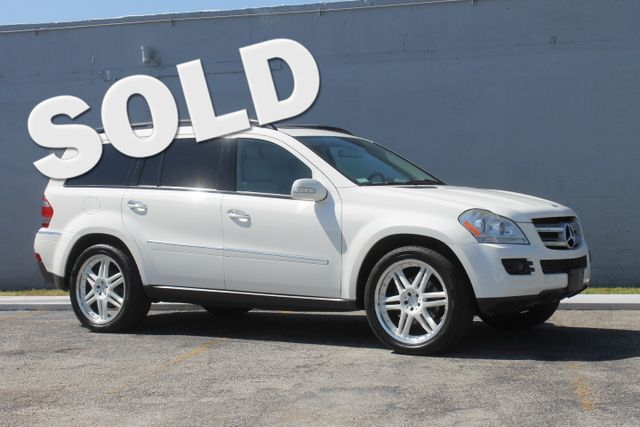 2007 Mercedes-Benz GL450 4 MATIC Hollywood, Florida